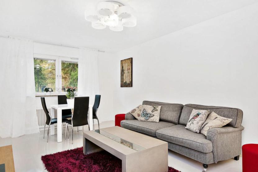 Totalrenovering lägenhet Östermalm